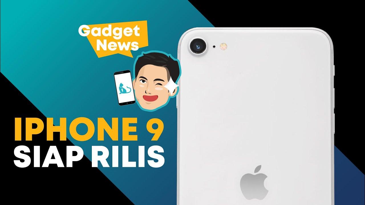 TANGGAL RILIS iPhone 9! iPhone 12 Delay? Penampakan Lenovo ...