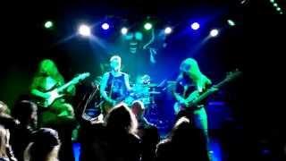 Witching Hour - Black Countess + Von Unaussprechlichen Culten - LIVE EVIL 2015