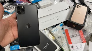FOUND iPHONE 11 PRO MAX!! APPLE STORE DUMPSTER DIVING