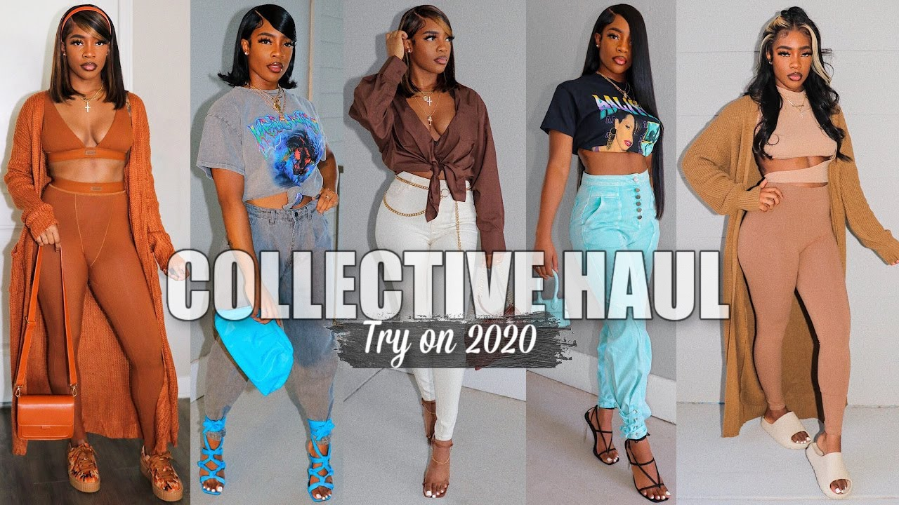 *HUGE* (40+ Items) Collective Fall Try On Haul 2020 ft ADIDAS, SKIMS, ASOS, SHEIN +More!
