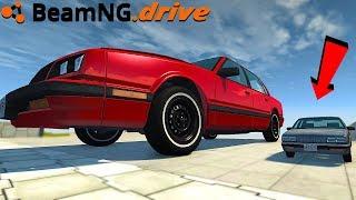 tHE BIGGEST CAR - BeamNg Drive