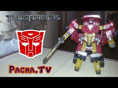 Игрушка Робот-трансформер «Hummer H3»  из серии RoadBot