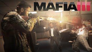 Mafia III ПРОХОЖДЕНИЕ НА РУССКОМ №1 (СТРИМ, Первый взгляд Мафия 3)