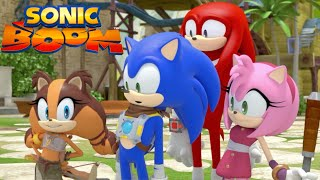 Sonic Boom | Alone Again, Unnaturally | Animated Series | NEW