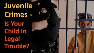 Juvenile Crime in Las Vegas, NV