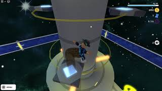 Parkour on the ASTEROID BELT!!! : Roblox Blox Adventures