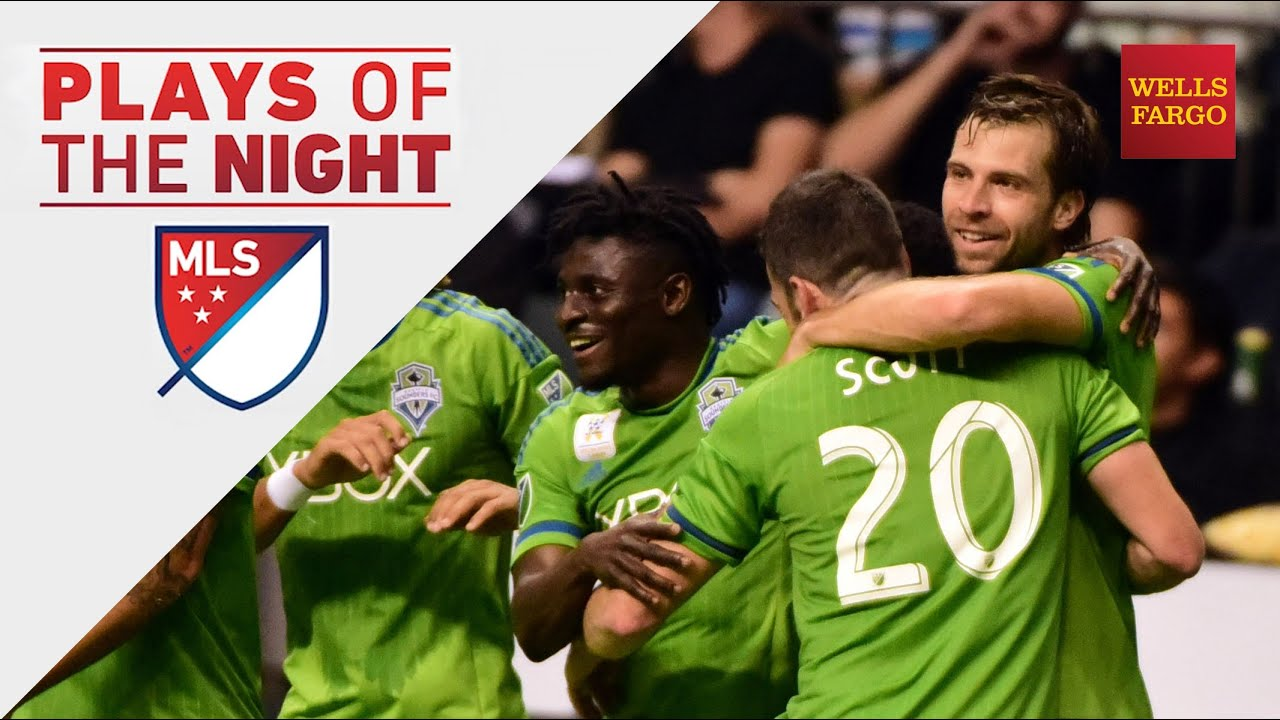 Download Sounders Rule Cascadia, Drogba & Pirlo Skills Shine  | Plays of the Night presented by Well Fargo