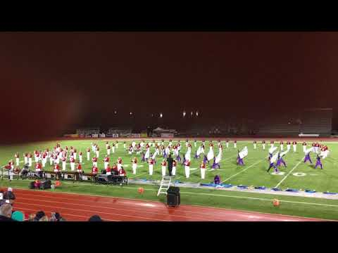 DHS Marching Band Peach State Invitational 2017