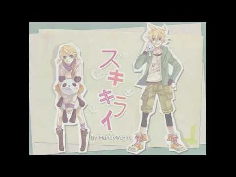 【like,-dislike】-|kagamine-rin-&-len|-fandub-español.