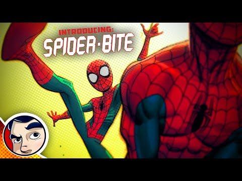 Spider-man's New Sidekick... Spiderbite!   Comicstorian
