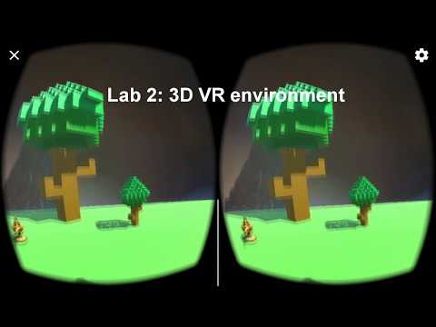 SCSV 4213 - Building VR experience
