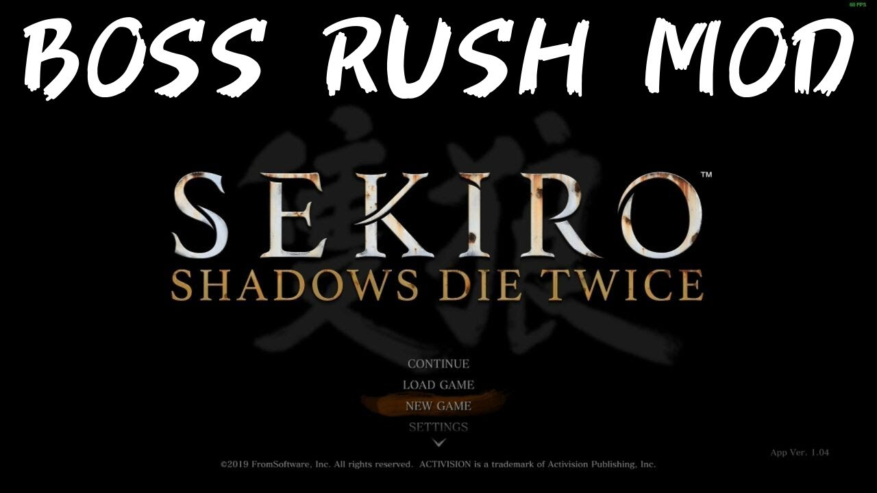 Streamline your sword training with this Sekiro: Shadows Die Twice