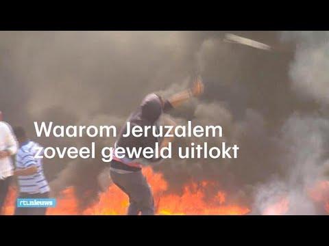 Waarom Israël en Palestijnen elkaar doden voor Jeruzalem - RTL NIEUWS