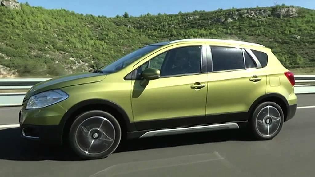 Der Suzuki SX4 S-Cross Im Ntv-Praxistest