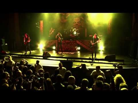 TESTAMENT - Rise Up (OFFICIAL LIVE VIDEO)
