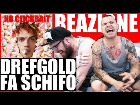 DREFGOLD - KANAGLIA ( disco completo ) | RAP REACTION 2018