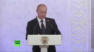 Торжественный прием в честь 70-й годовщины победы в Великой Отечественной войне