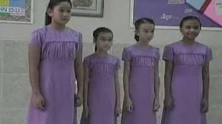 "Shekinah JSC Female Quartet 2010 ""More Than Wonderful"""