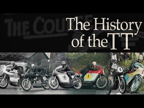 History Of The Isle Of Man TT Races | Honda's First Win