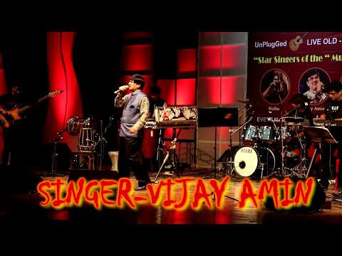 O HANSINI cover By VIJAY AMIN - A STUDIO MIX गायक विजय अमीन