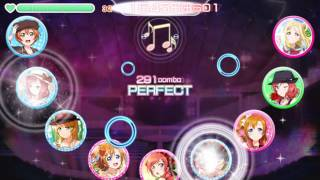 Ã�ブライブ! Â�クフェス No Brand Girls Master Full Combo ň�定強化なし No Perfect Locks