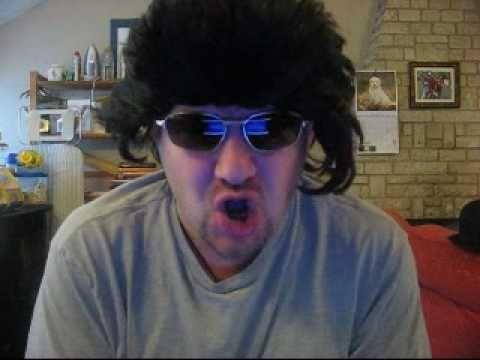 Jimmy Tourettes sings 'Are You Lonesome Tourette' by Elvis