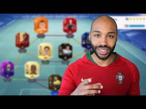 ICH BEWERTE EURE TEAMS! 🔥 💯 - Das Porto Dreieck - FIFA 19 Ultimate Team thumbnail