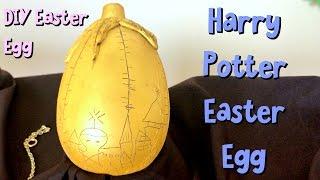 DIY Harry Potter Easter Dragons Egg