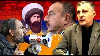 В планах поджечь весь Кавказ. Аналитика Валерия Пякина.