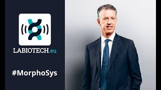 Exclusive from BIO-Europe 2015: Interview of Simon Moroney, CEO of leading German Biotech MorphoSys