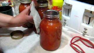 Homestead Series How To Can Tomato Sauce