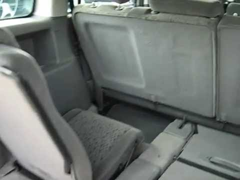 Chevrolet Zafira 20 2005 Youtube