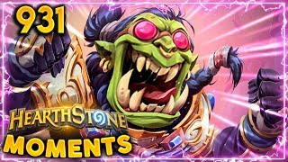 The MISPLAYS are Getting DUMBER and DUMBER | Hearthstone Daily Moments Ep.931