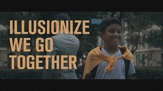 Illusionize Feat. Alex Joseph - We Go Together (Oficial Music Video)