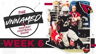 Is Chase Edmonds a Must-Play in Your Lineup? | Arizona Cardinals Unnamed Fantasy Football Show
