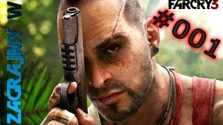 Far Cry 3 PL - #001 (Playthrough Gameplay Let