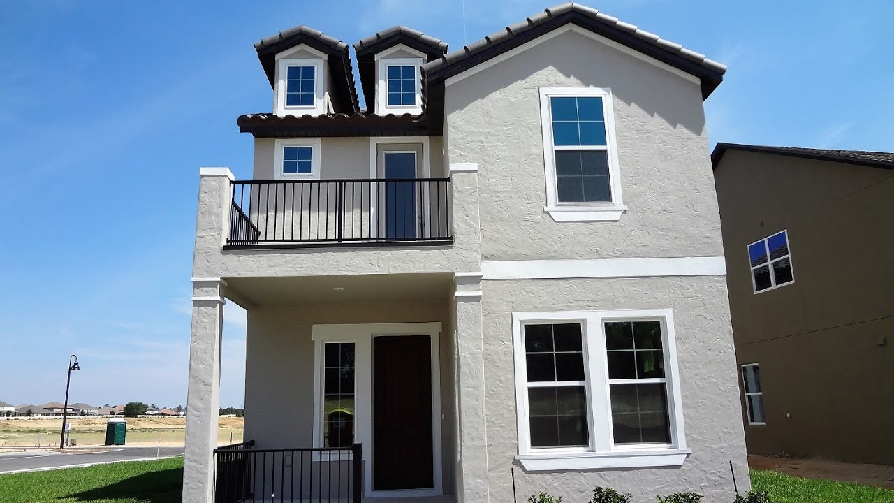winter garden new homes oakland trails by meritage homes