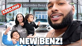 THE G-WAGON GOT DESTROYED, SO WE GOT THIS.. ‼️ (OUR NEW FAMILY CAR)
