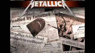 Metallica - Blackened - Six Feet Down Under EP