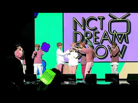 180928 NCT DREAM SHOW | Walk you home