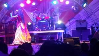 University of Mauritius bhojpuri concert 2016- zubeda loto