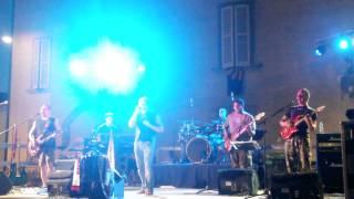 Gaetano(Chicco)Blanco@Aironi Neri Di Bergamo/Nomadi Tribute Band -Trovare dio