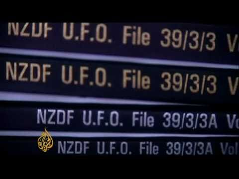 New Zealand military declassifies UFO files