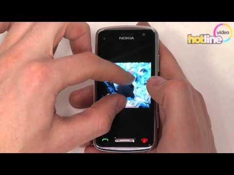 Обзор Nokia C6-01