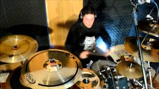 Dimmu Borgir - Blessings Upon The Throne of Tyranny (DRUM COVER)