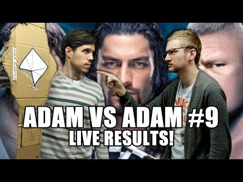 Adam Vs. Adam #9 (Pt.2): WWE Fastlane 2016 Live Results