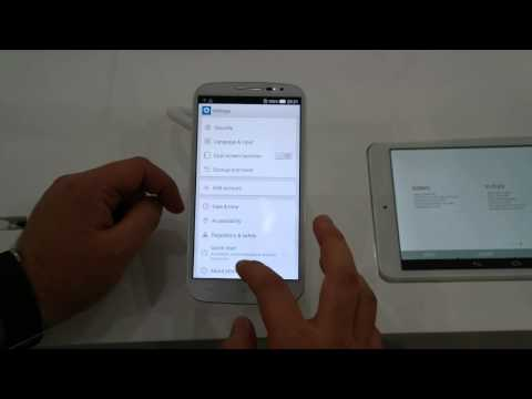 Alcatel One Touch POP S9 hands-on @ IFA 2014
