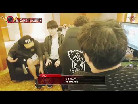 EP54. SKT in League of Legends World Champinoship! What happened to Faker?![T1 CAMERA] thumbnail