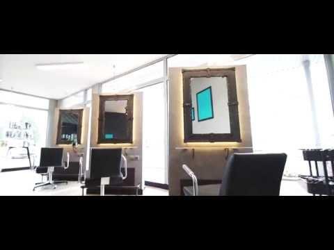 Projet de rénovation d\'un salon de coiffure : Art Coiffure à St Alban (22)