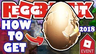 [EREIGNIS] Wie man das dritte Gesetz der Eier Eier des Newtons bekommt - Roblox Egg Hunt 2018 - Undernest